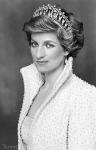Diana, Princess of Wales, 1990