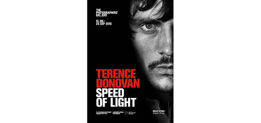 Speed of Light poster (Terence Stamp)